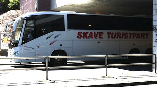 Skave Turistfart